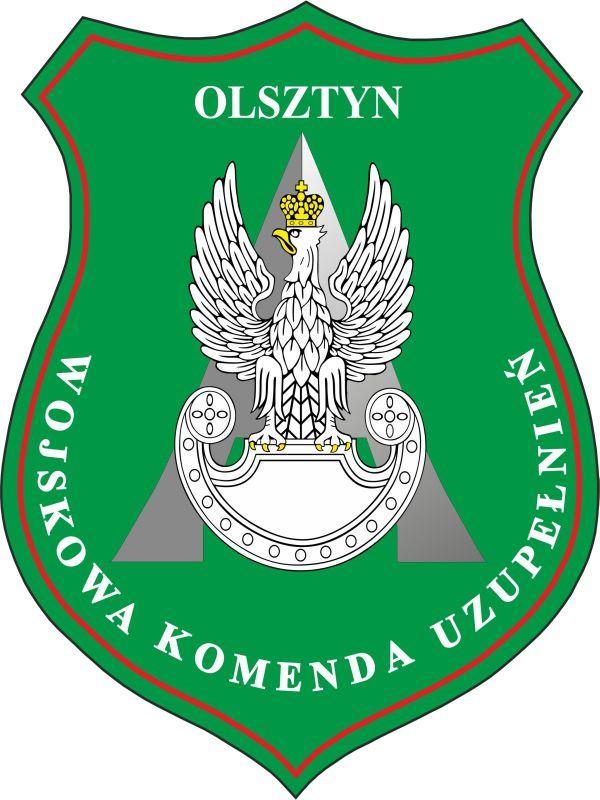 BANER - Wojskowa Komenda Uzupełnień w Olsztynie