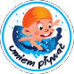 Umiem Pływać logo