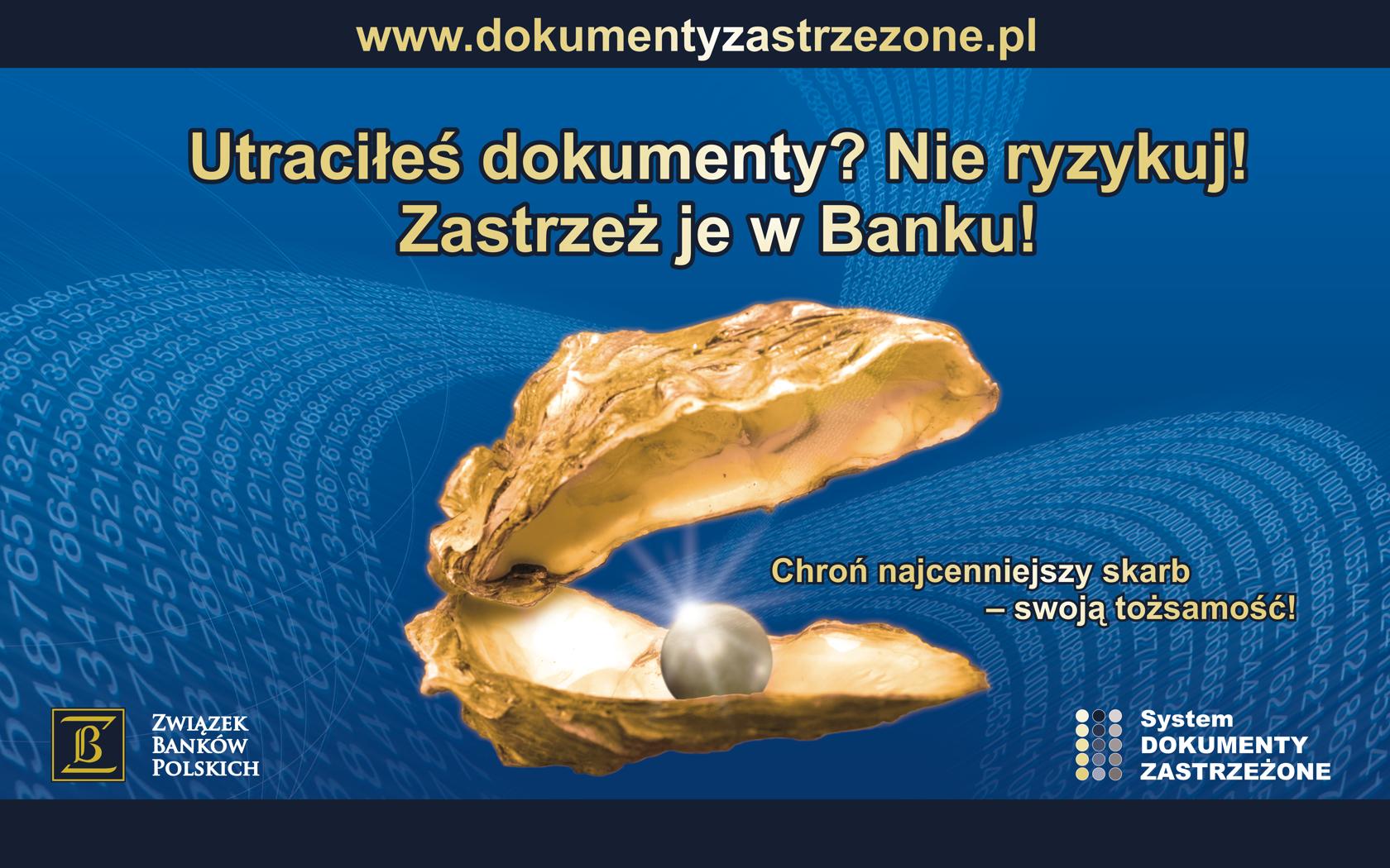 BANER - Zastrzeż dokumenty