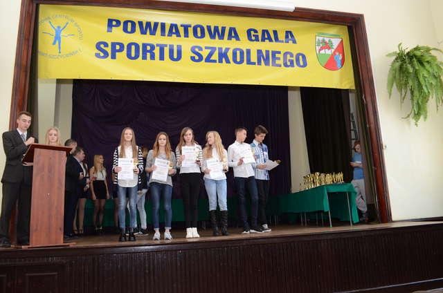 Powiatowa Gala Sportu Szkolnego