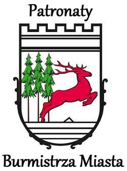 Logo Patronaty Burmistrza Miasta