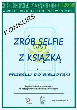 """""""Zrób selfie z książką"""""""