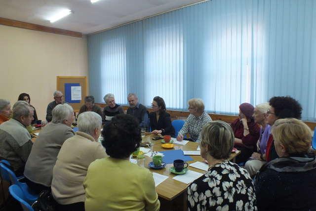 Biblioteka Dla Seniora - spotkanie z dietetykiem