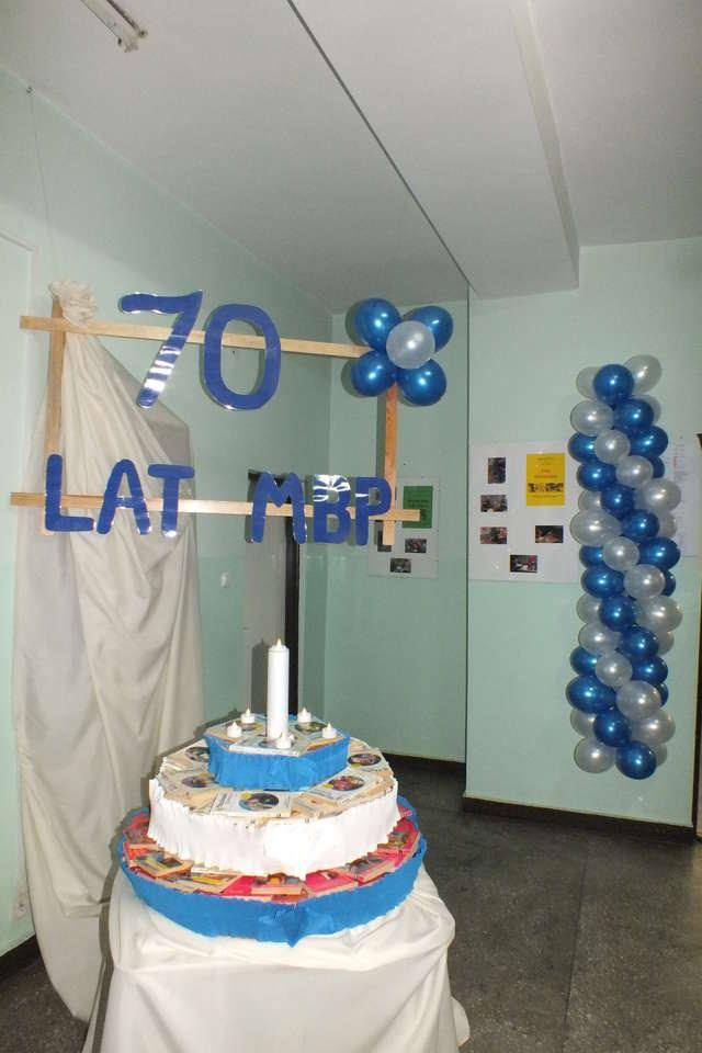 70 lat Miejskiej Biblioteki Publicznej w Szczytnie