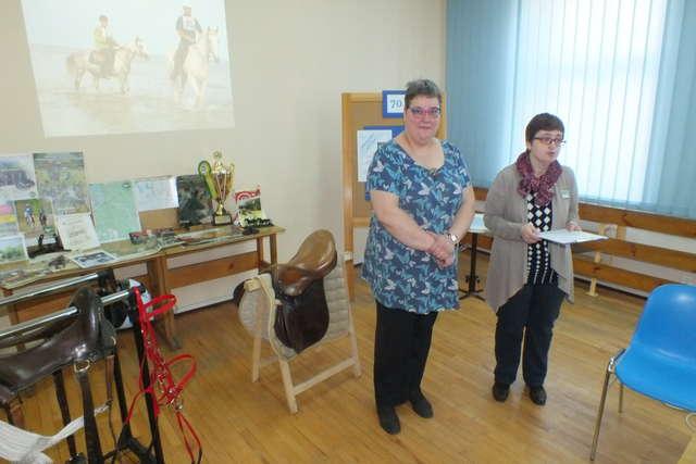 Biblioteka dla Seniora - spotkanie z Anną Szymborską