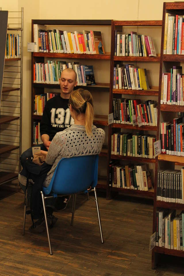 Żywa Biblioteka