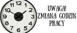 logo zmian czasu