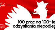 100 PRAC NA 100–LECIE ODZYSKANIA NIEPODLEGŁOŚCI – WYSTAWA PRAC WYKONANYCH PRZEZ UCZNIÓW  NIEPUBLICZNEJ SZKOŁY PODSTAWOWEJ W GAWRZYJAŁKACH