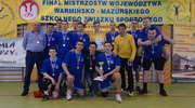 Finał Mistrzostwa Województwa Warmińsko – Mazurskiego Szkolnego Związku Sportowego w Piłce Ręcznej Chłopców Szkół Ponadgimnazjalnych