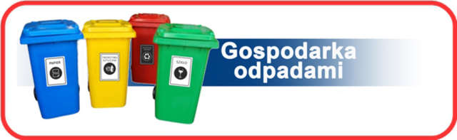 BANER - Gospodarka odpadami komunalnymi