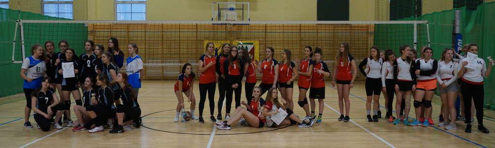 Mistrzostwa Rejonu V  w Piłce Siatkowej Dziewcząt Licealiada