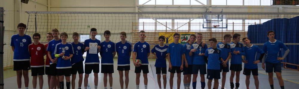 Mistrzostwa Rejonu V Piłce Siatkowej Chłopców Igrzyska Młodzieży  Szkolnej