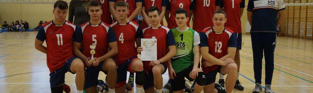 Mistrzostwa Rejonu V  w Piłce Siatkowej Chłopców Licealiada