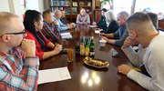 Spotkanie Miejskiego Sztabu Kryzysowego
