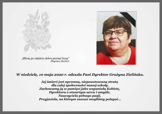 Dyrektor Zielińska