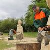 Rzeźby coraz bliżej ukończenia