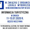 W dniach 11-13.07.2020 Informacja Turystyczna będzie nieczynna.