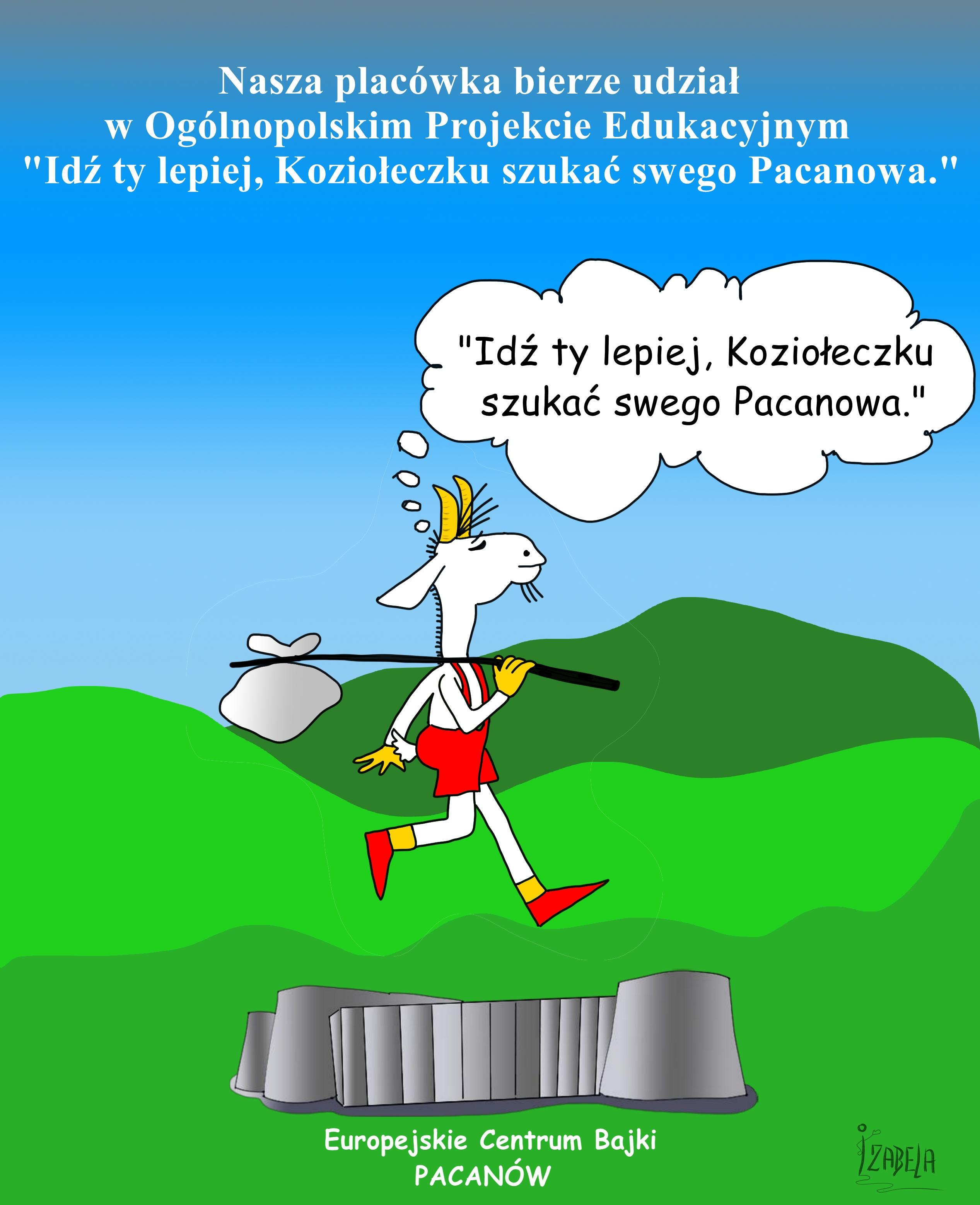 Projekt edukacyjny - Koziołek Matołek