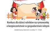 Konkurs dla dzieci rolników na rymowankę