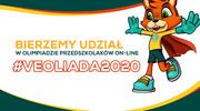 Nasze przedszkole bierze udział w Veoliadzie – Olimpiadzie Przedszkolaków on-line!