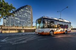 Nowy autobus dla naszego miasta
