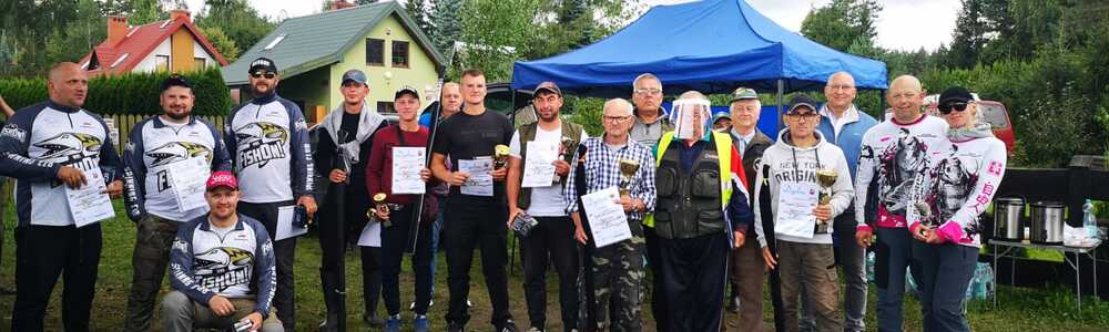 XII Otwarte Zawody Spinningowe w Teamach o Puchar Starosty Szczycieńskiego