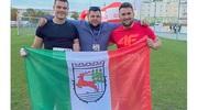 """Kolejne sukcesy zawodników Policyjnego Klubu Sportowego """"Gwardia"""" Szczytno"""
