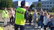 Spotkanie z policjantką