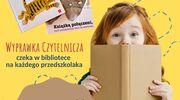 """Kampania """"Mała Książka – Wielki Człowiek"""" w Miejskiej Bibliotece Publicznej w Szczytnie."""