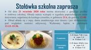 Stołówka Szkolna Zaprasza !!!