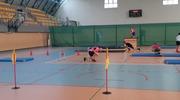 Zajęcia sekcji gimnastycznej