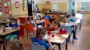Pierwszy szkolny obiad