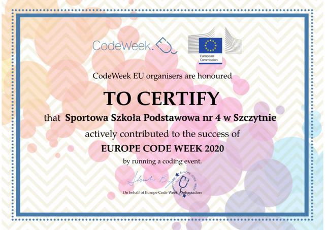 CodeWeek2020