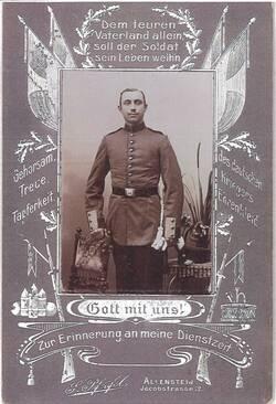 Fryderyk Leyk (ze zbiorów Wiktora Marka Leyka)