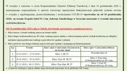 Organizacja pracy w Zespole Szkół Nr 2 od 19.10.2020 r.