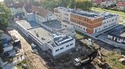 Szpital z perspektywy drona