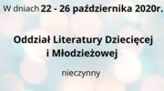 Miejska Biblioteka Publiczna w Szczytnie informuje