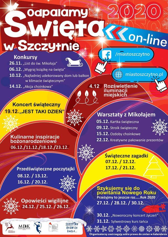Odpalamy święta on-line w Szczytnie - przedstrona
