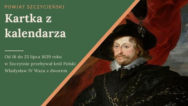 Władysław IV sportretowany przez Rubensa.