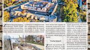 Trwa rewitalizacja zamku krzyżackiego