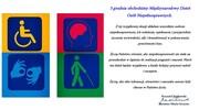 Życzenia z okazji Międzynarodowego Dnia Osób Niepełnosprawnych