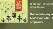 Dzień informacyjny dot. promocji produktów rolniczych w 2021 r.