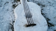 Rzeźba ze śniegu- klasy IV-VII