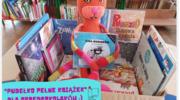 """""""Pudełko pełne książek"""" - oferta biblioteki dla przedszkoli"""
