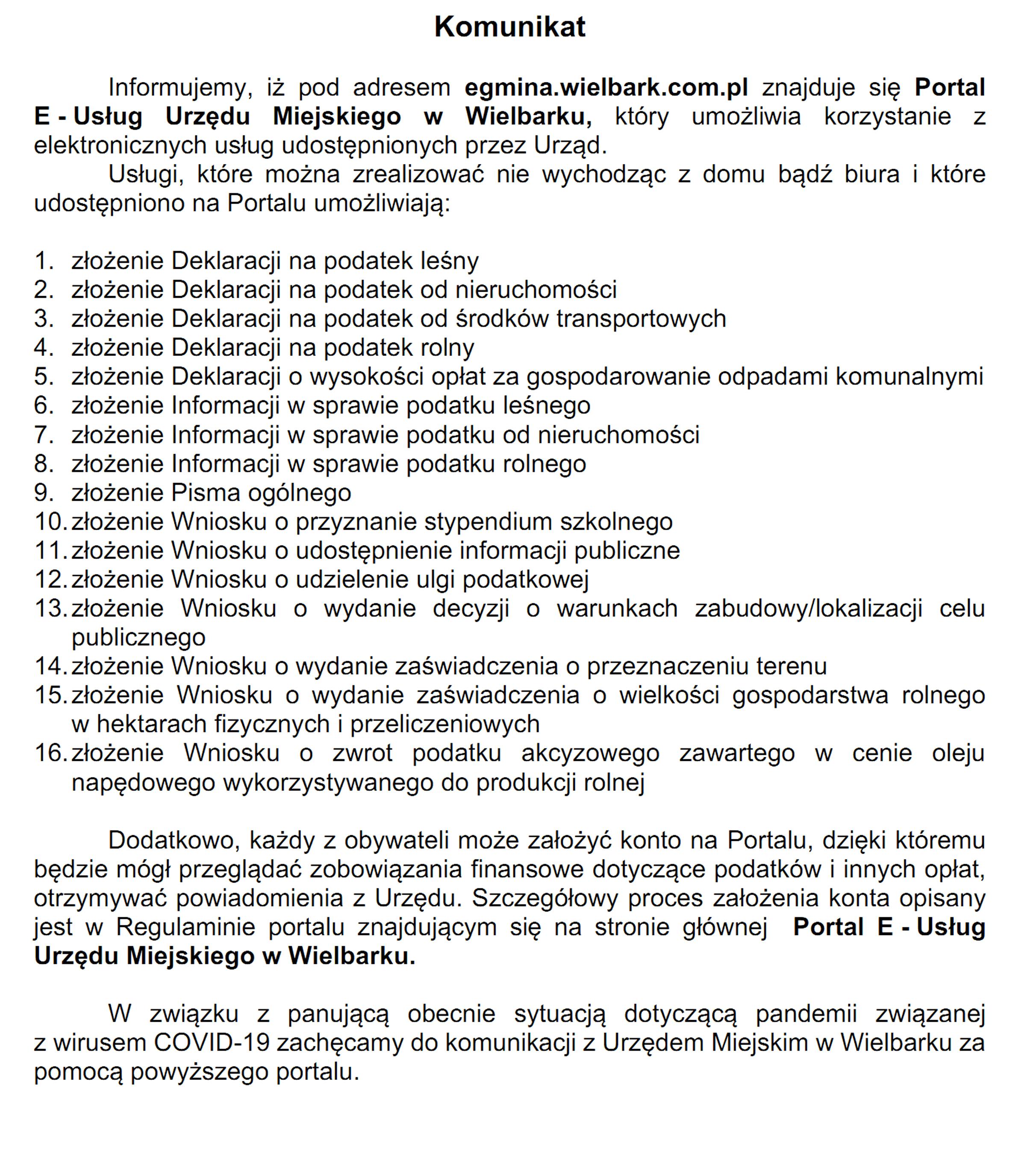 https://m.powiatszczycienski.pl/2021/03/orig/komunikat-dotyczacy-portalu-e-uslug-urzedu-miejskiego-w-wielbarku-38874.jpg