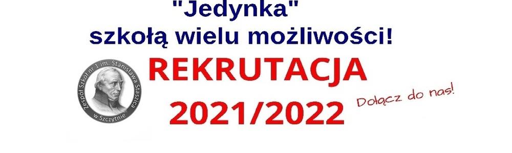 REKRUTACJA 2021/2022