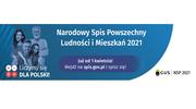 Narodowy Spis Powszechny Ludności i Mieszkań 2021 - już od 01.04.2021r.