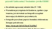 """Konkurs fotograficzny """"Przyroda Warmii i Mazur w obiektywie"""""""