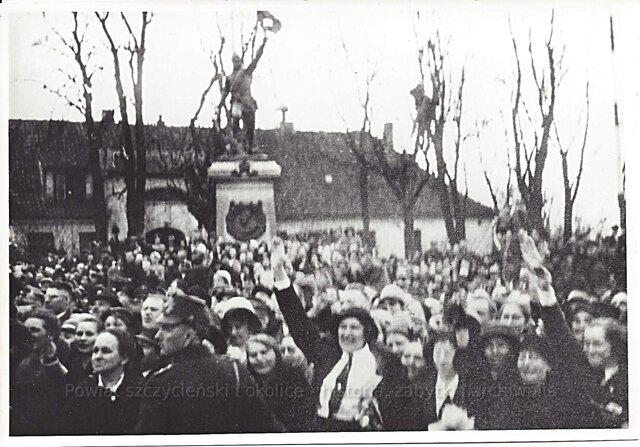 Opis. Zdjęcie ze zbiorów Witolda Olbrysia.