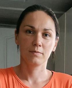 Na zdjęciu sołtys Wilamowa, Małgorzata Kamińska – Bałdyga